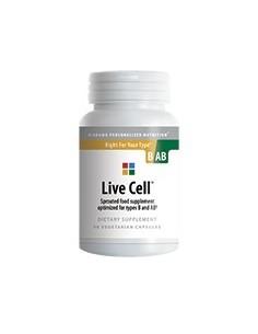 Live Cell B, plantes germées