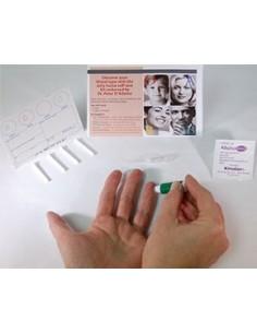 Test du groupe sanguin
