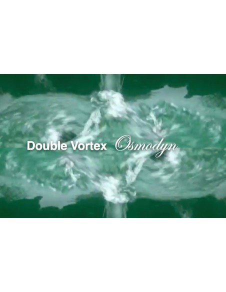 osmoseur avec vortex