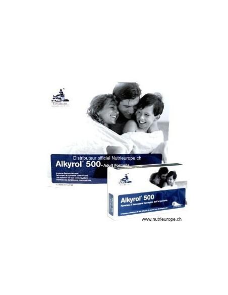 Alkyrol 500 -120 capsules