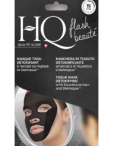 Masque tissu detoxifiant