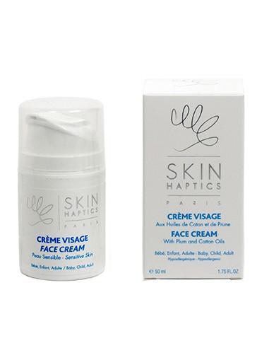 Crème visage peau atopique