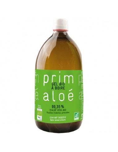 Pur Gel à boire Aloé Vera Bio 99,25%